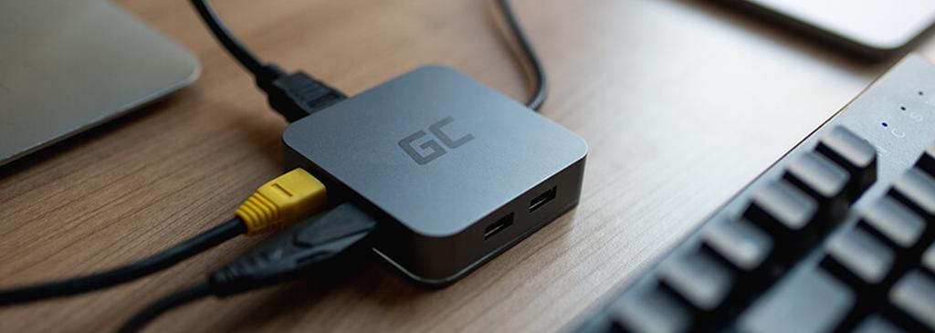 Come puoi migliorare il tuo lavoro quotidiano con l'adattatore USB-C?