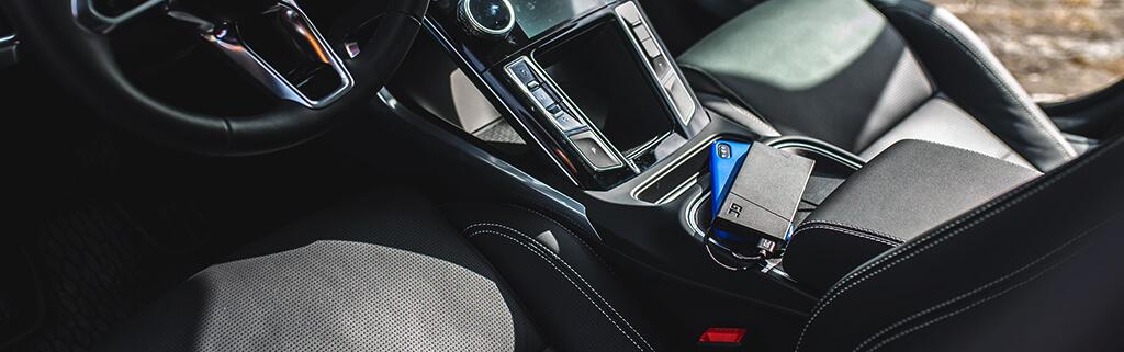 Gadget per conducenti: come si viaggia comodamente con Green Cell?